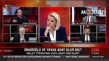 Bayrakçı Kılıçdaroğlu'na yapılan anket oyununu anlattı
