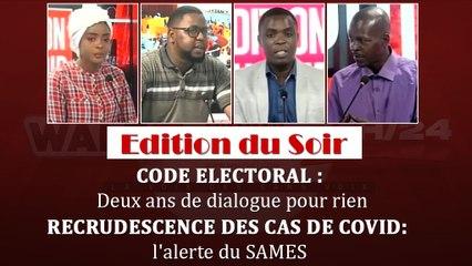 Code Electoral :  Deux ans de dialogue pour rien | Edition du Soir