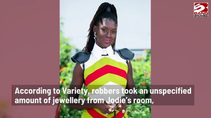 Jodie Turner Smiths Jewellery Stolen From Hotel Room