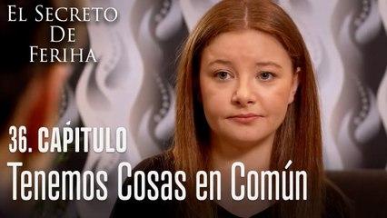 Tenemos cosas en común - El Secreto De Feriha Capítulo 36 En Español