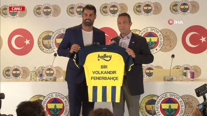 Volkan Demirel, Fenerbahçe'den ayrıldı!