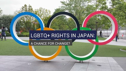 LGBTQ+ RIghts In Japan: A Chance For Change?