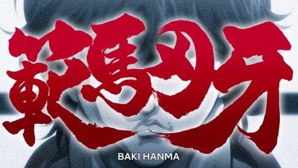 Baki Hanma Temporada 1