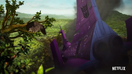 Transformers War for Cybertron O Reino Trailer