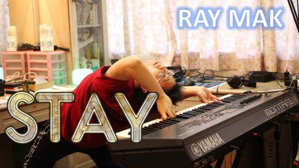 The Kid LAROI, Justin Bieber - Stay Piano by Ray Mak