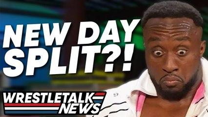 New Day WWE BREAK UP?! John Cena Return Revealed! Mandy Rose To NXT?! | Wrestling News