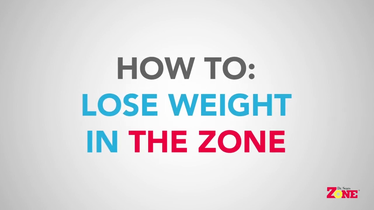 Zone Diet_ Weight Loss – How To loss weight