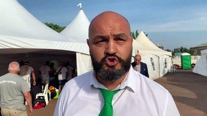 """Allam Boumedienne : """"Battre l'Ouganda est une obligation"""""""