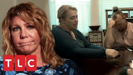 Meri se aparta de la familia y se muda sola | 4 Esposas, 1 Marido | TLC Latinoamérica