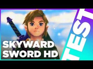 The Legend of Zelda: Skyward Sword HD - REDÉCOUVREZ LES ORIGINES DE LA SAGA - TEST