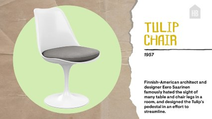 Iconic Chair Designs You Should Know