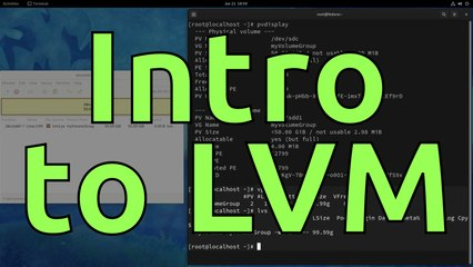 Intro to LVM