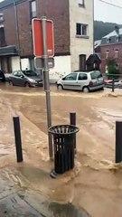 Bomal inondations