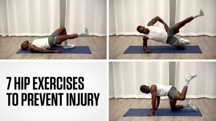 7 Hip Exercises to Prevent Injury