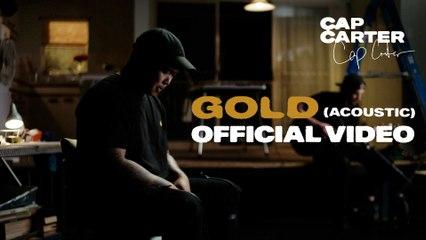 Cap Carter - Gold