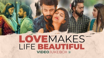 Love Songs Video Jukebox _ Love Makes Life Beautiful _ Back To Back Love Songs _ Video Jukebox