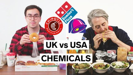 11 surprising chemicals used in Domino's, Taco Bell, and other fast foods