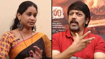 Actor Nanda Kishore Debut movie as hero Narasimhapuram movie team exclusive interview part 1