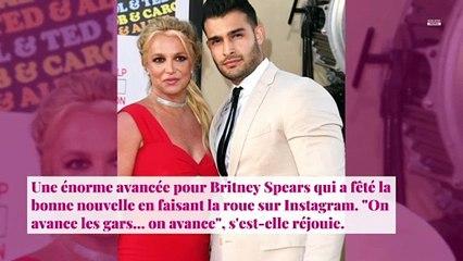 Britney Spears en larmes au tribunal : première victoire face à son père