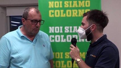La presentazione del Colorno Calcio 2021-22