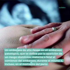 Qué es un embarazo de alto riesgo y cuáles son las causas