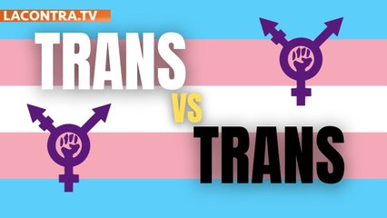 Un trans funda una asociación para luchar contra el activismo trans