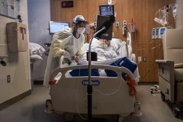 Los casos de COVID-19 en EE.UU se han duplicado en las últimas 3 semanas