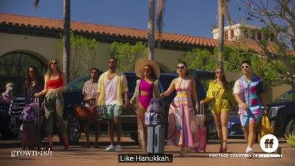 Grown-ish Stars Yara Shahidi, Francia Raisa And Trevor Jackson Talk About The Best And Worst Smelling Actors On Set!