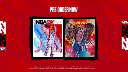NBA 2K22   Cover Reveal