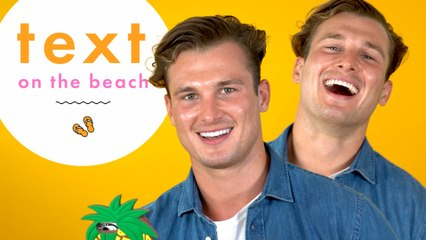 Love Island's Chuggs reveals which Islanders he thinks are playing a game | Cosmo UK