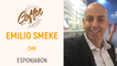 Coffee Break - Emilio Smeke - Esponjabon