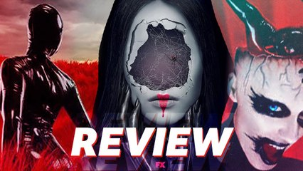 """American Horror Stories: Episode 1 & 2 Review """"Rubber (Wo)man"""""""