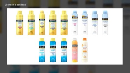 Sunscreen recall 2021: Some Aveeno, Neutrogena sunscreens recalled due to benzene traces
