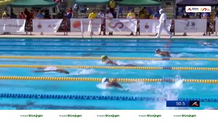 3ª Jornada-Sesión de mañana-VIII Campeonato de España ALEVÍN de natación - Tarragona (4)