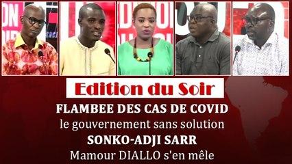 SONKO-ADJI SARR : Mamour DIALLO s'en mêle | EDITION du SOIR