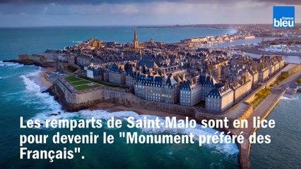 Saint-Malo : (re)découvrez l'histoire des remparts de la ville
