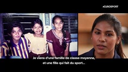 Elle a donné de l'avenir à l'escrime en Inde : Le voyage olympique de Bhavani Devi