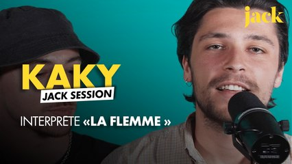 Kaky - La Flemme l LIVE