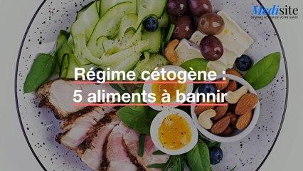 Régime cétogène : 5 aliments à bannir