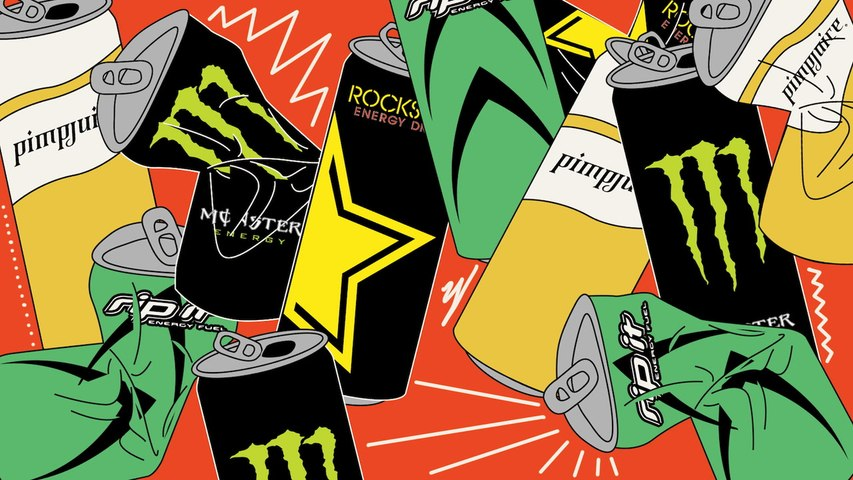 The History of Energy Drinks