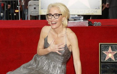 Gillian Anderson Broke Up With Her Bras and Made *Several* Valid Points
