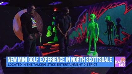 Fantastic Family Fun at Imagine 3D Mini Golf