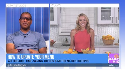 How To Update Your Menu For Summer