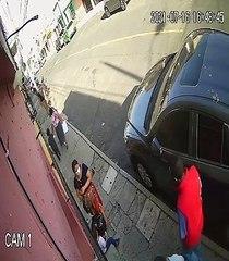 Mujer es agredida luego de ser asaltada