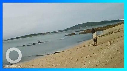 Ajari Survival, Orangtua Bawa Putrinya ke Pulau Terpencil - TomoNews