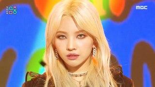 [HOT] JEON SOYEON - BEAM BEAM, 전소연 - 삠삠 Show Music core 20210717