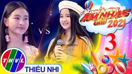 Đấu trường âm nhạc nhí Mùa 3 - Tập 3: Ước mơ của mẹ - Quỳnh Anh, Bích Ngọc