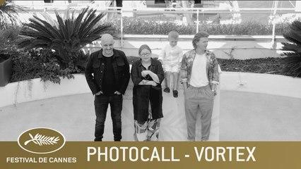 VORTEX - PHOTOCALL - CANNES 2021 - EV