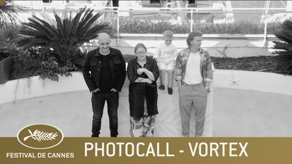 VORTEX - PHOTOCALL - CANNES 2021 - VF