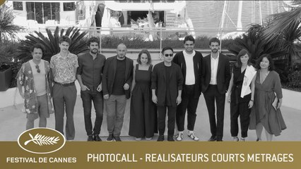REALISATEURS COURTS-METRAGES - PHOTOCALL - CANNES 2021 - VF